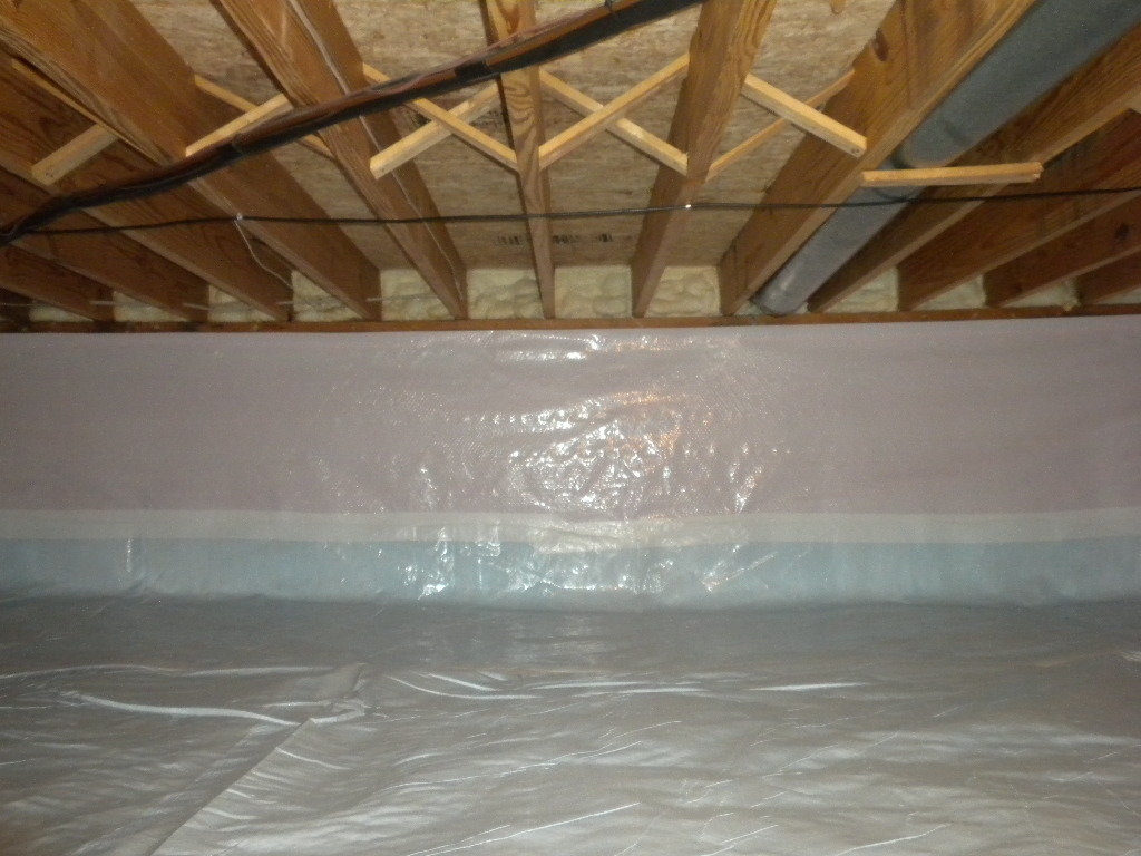Barrier Installer | Foundation RESQ | Crawl Space Installer