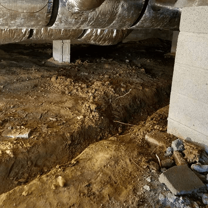 Local Installer | Crawl Space System | Foundation RESQ