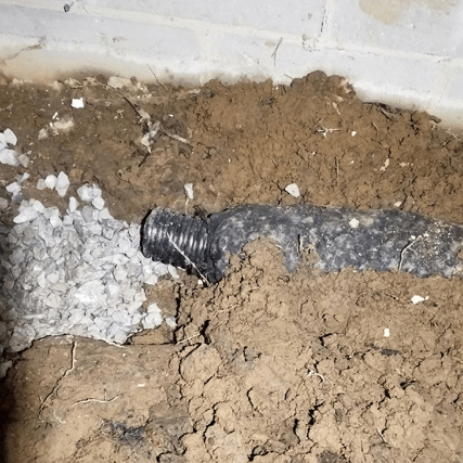 Crawl Space Drainage System | Foundation RESQ | Local Expert Installers