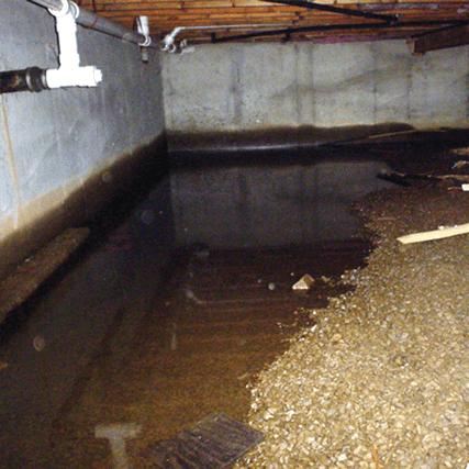 Crawl Space Drainage System Installer | Foundation RESQ | Local Experts