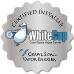 WhiteCap Crawl Space System | Certified installer | Foundation ResQ