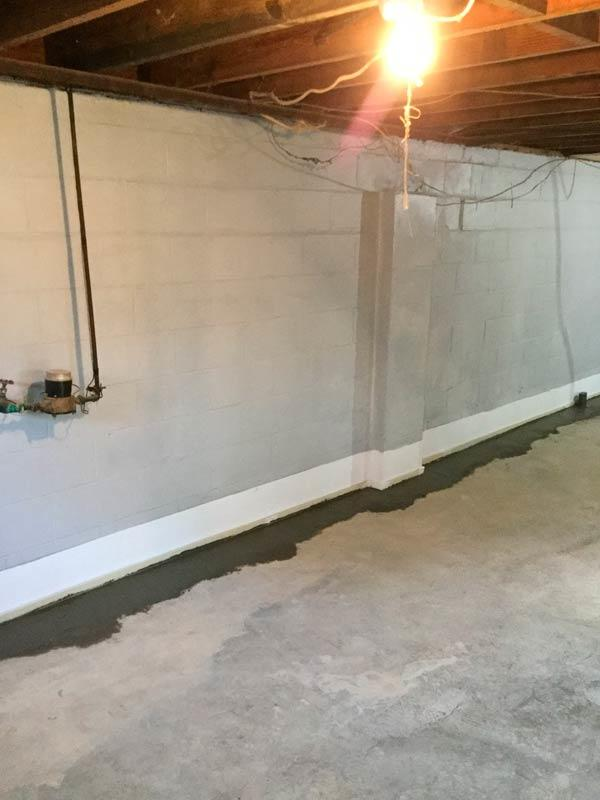 Epoxy Wall Coating | Local Waterproofing Company | Foundation RESQ