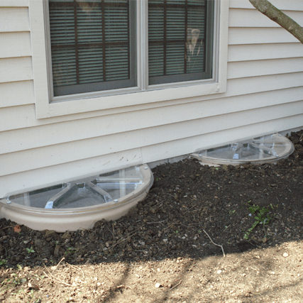 Window Wells | Local Waterproofing Company | Foundation RESQ